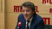 """François Baroin au sujet de Patrick Buisson : """"Je n'accorde aucun crédit à ce personnage, qui utilise des méthodes dignes de la Stasi"""""""