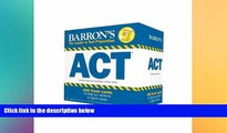 Big Deals  Barron s ACT Flash Cards, 2nd Edition: 410 Flash Cards to Help You Achieve a Higher