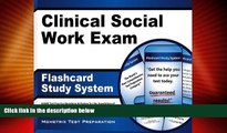 Big Deals  Clinical Social Work Exam Flashcard Study System: ASWB Test Practice Questions   Review