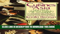 [PDF] The Cuisines of Asia: Nine Great Oriental Cuisines by Technique Popular Online