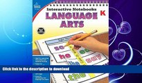 GET PDF  Language Arts, Grade K (Interactive Notebooks)  PDF ONLINE