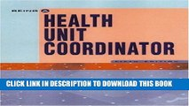 New Book Being A Health Unit Coordinator (5th Edition)