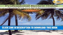 New Book Professional Review Guide for the RHIA and RHIT Examinations: 2009 Edition (Professional