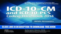 Collection Book ICD-10-CM and ICD-10-PCS Coding Handbook, 2014 ed., with Answers (ICD-10- CM