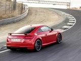 Essai Audi TT RS Coupé 2.5 TFSI 2016