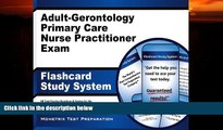 Big Deals  Adult-Gerontology Primary Care Nurse Practitioner Exam Flashcard Study System: NP Test