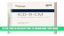 Collection Book ICD-9-CM Expert for Hospitals and Payers, Volumes 1, 2   3 2014 (Spiral)