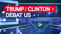 iTELE - Générique Le débat des élections américaines (2016)