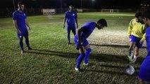 Le foot israélien dans les colonies à la limite du hors-jeu ?