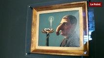 Ceci n'est pas un reportage. Le Point.fr vous fait visiter l'exposition René Magritte à Beaubourg