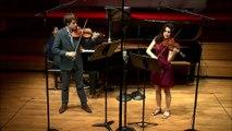 Chostakovitch : Cinq Pièces pour deux violons et piano par Irène Duval, Virgil Boutellis-Taft et Guillaume Vincent