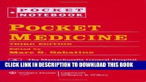 New Book Pocket Medicine: The Massachusetts General Hospital Handbook of Internal Medicine (Pocket