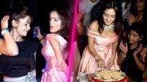 Gopi Bahu aka Devoleena Bhattacharjee Fun Dance At Tanya Sharma's Birthday bash