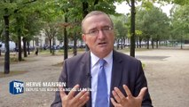 Hervé Mariton se rallie à Alain Juppé