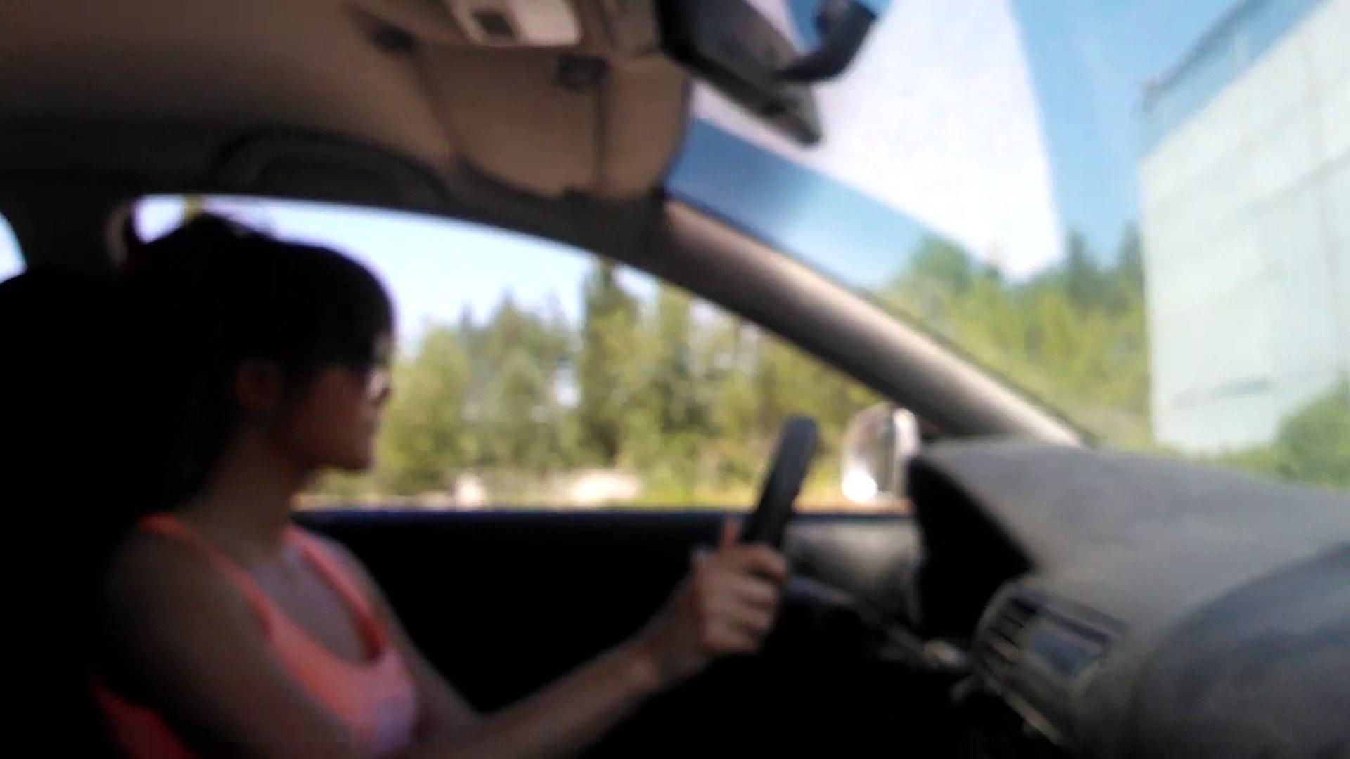 Поведение в критической ситуации на дороге.Что сделал бы ТЫ в заносе? Центр вождения