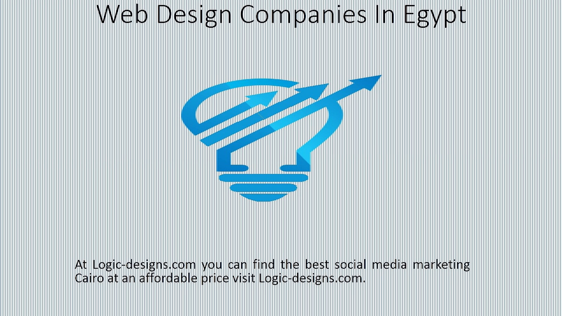 Web Design Companies In Egypt Video Dailymotion