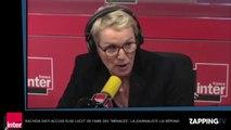 """Rachida Dati accuse Elise Lucet de faire des """"ménages"""", la journaliste lui répond"""