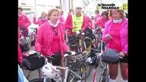 Tours : Pour vaincre le cancer, elles vont à la mer à vélo
