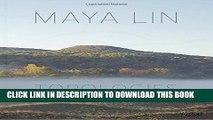 Collection Book Maya Lin: Topologies