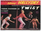 Johnny Hallyday_Let's twist again (Chubby Checker)(1961)(GV)