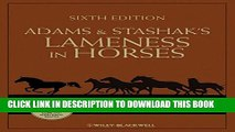 [PDF] Adams and Stashak s Lameness in Horses Full Colection