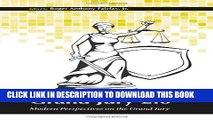 [PDF] Grand Jury 2.0: Modern Perspectives on the Grand Jury Full Online