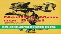New Book Neither Man nor Beast: Feminism and the Defense of Animals
