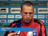 2016 Ligue 2 J10 REIMS AUXERRE, l'avant match, le 29/09/2016