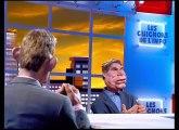 Les guignols de l'info Bernard Tapie l'affaire Clearstream