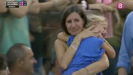 Nadal s'arrête en plein match pour aider une maman à retrouver sa fille