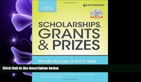 GET PDF  Scholarships, Grants   Prizes 2016 (Peterson s Scholarships, Grants   Prizes)