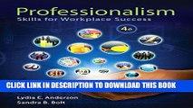 [PDF] Professionalism: Skills for Workplace Success Plus NEW MyStudentSuccessLab -- Access Card