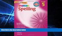 Big Deals  Spelling, Grade 5 (Spectrum)  Best Seller Books Most Wanted