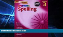 Big Deals  Spectrum Spelling, Grade 3  Best Seller Books Most Wanted