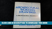 [PDF] Architectural Working Drawings: A Professional Technique Popular Online