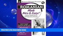 Choose Book Romanian Made Nice   Easy (Language Learning)