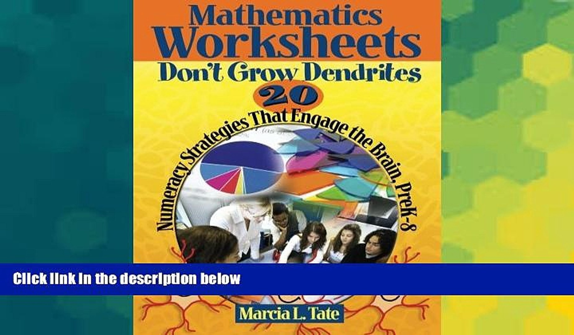 Big Deals Mathematics Worksheets Don t Grow Dendrites: 20 Numeracy  Strategies That Engage the