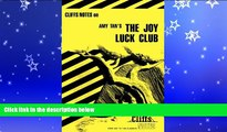 Online eBook CliffsNotes on Tan s The Joy Luck Club (Cliffsnotes Literature Guides)