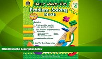 Must Have PDF  Daily Warm-Ups: Problem Solving Math Grade 4 (Daily Warm-Ups: Word Problems)  Best