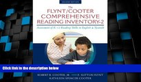 Big Deals  The Flynt/Cooter Comprehensive Reading Inventory-2: Assessment of K-12 Reading Skills