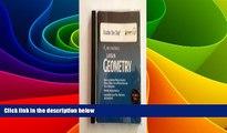 Must Have PDF  Holt McDougal Larson Geometry: Common Core Teacher s One Stop Planner DVD Geometry