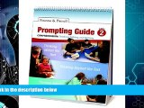 Big Deals  Fountas   Pinnell Prompting Guide, Part 2 for Comprehension: Thinking, Talking, and