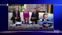 Late-night laughs: Presidential debate