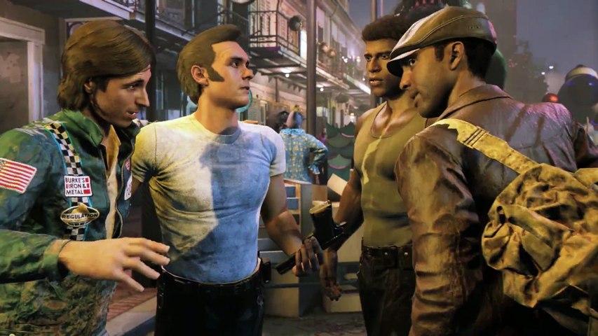 Mafia III - Inside Look: Owning the Battlefield (2016)