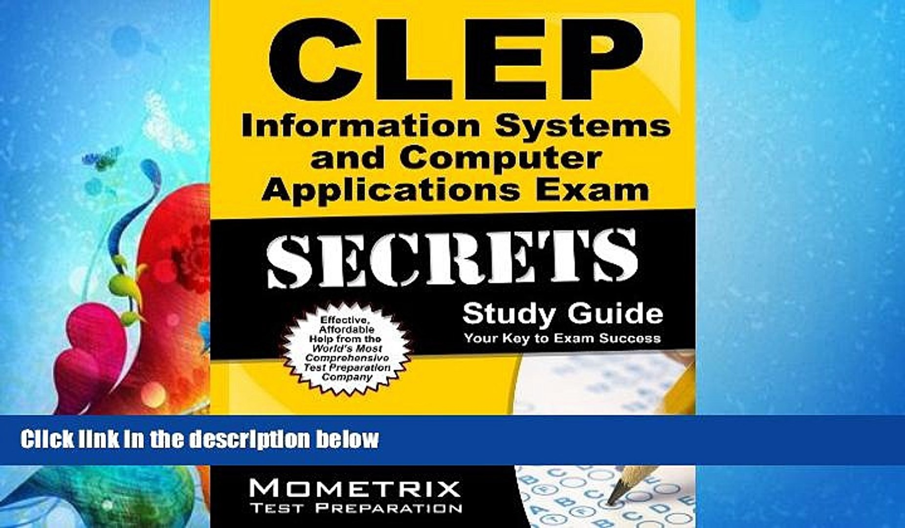 CLEP/® Information Systems /& Computer Applications Book Online