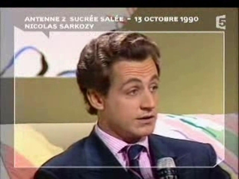 Qui Etes Vous Nicolas Sarkozy 1 Sur 2 Video Dailymotion