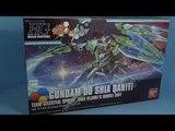 Unboxing: 1/144 HGBF Gundam 00 Shia Qan[T]
