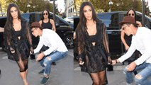 Kim Kardashian Assaulted by Gigi Hadid's Attacker