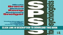 [PDF] SPSS for Psychologists: Fifth Edition Popular Colection