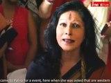 Padamshree Shovana Narayan says, western dancing is like water bubble before Indian dancing